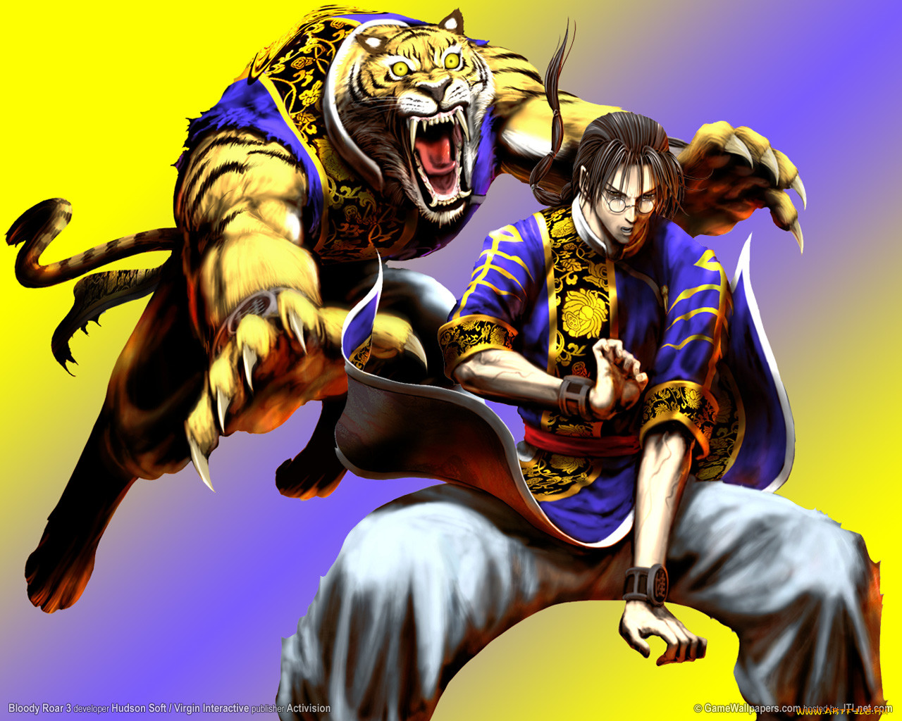Bloody roar hentaii hentai videos